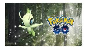 Pokémon GO: Ein Sprung in der Zeit - Spezialforschung für Celebi