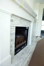 update brick fireplace with tile image result for fireplace from brick to tile brick fireplace with