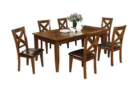 lidia dining table 6 chairs from gardner white furniture