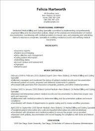 medical coding resume. Medical Coding Resume Samples Lovely Medical Billing and Coding