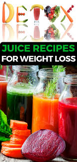 7 healthy juicing recipes for weight
