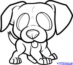 Small Picture How to Draw a Boxer Puppy Boxer Puppy Step by Step Pets