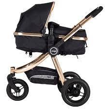Prego Urban Gold Travel Bebek Arabası 2046 Siyah Fiyatı |