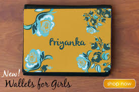 personalized wallets for s personalized gifts for her