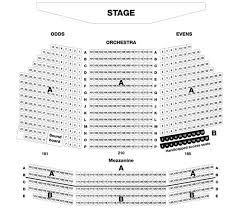 Woodruff Arts Center Seating Chart Theatre Atlanta