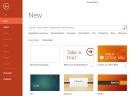 Powerpoint Custom Templates Keep Your Own Custom Templates In The Powerpoint Template Gallery