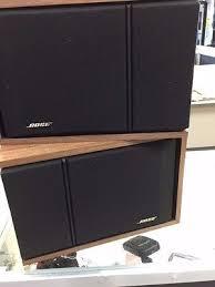 bose 201 series iii. bose 201 series iii wood grain direct/reflecting bookshelf speakers