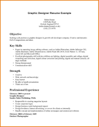 resume personal statement graphic design  resume personal statement graphic design