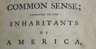 common sense by thomas paine zsr library volumes have been written on the subject of the struggle between england and america men of all ranks have embarked in the controversy from different