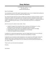 Executive Team Leader Cover Letter Executive Team Leader Cover ...