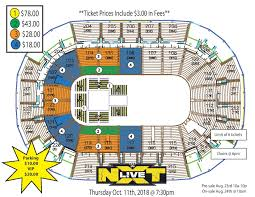 Nxt Seating Chart Nxt Live