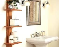 narrow shelves bathroom bathroom shelf with hooks home small shelves very narrow bathroom storage cabinet