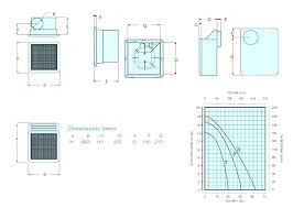 ceiling fan size for room fan size ceiling exhaust fan small cavity space fan bathroom exhaust