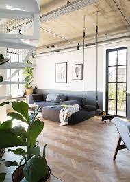 Woonkamer Industrieel Interior Design Home