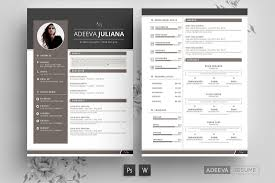30 Best Cv Resume Templates 2019 Creative Touchs