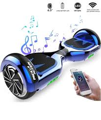 <b>Mega Motion</b> 6.5'' Bluetooth <b>Hoverboard</b>