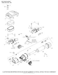 Diagram air intake group 10 62 30 ch940 1000 on 1 2 hp kohler engine charging system