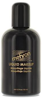 other toys mehron makeup liquid face body paint black 4 5oz was listed for r610 00 on 10 sep at 01 48 by wl imports in outside south africa