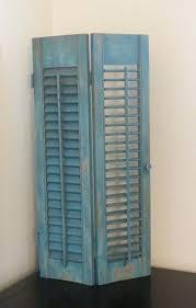 window decorative shutters vintage wooden louvered beach blue shutters decorative interior wood window shutters vintage shutters