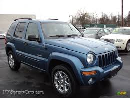 Jeep Liberty 2004 Blue - image #161