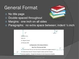 Mla Guidelines 2020 Setting Up A Basic Document In Mla Format Presentation Only