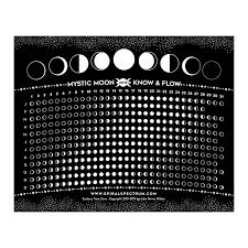 2019 Mystic Moon Chart
