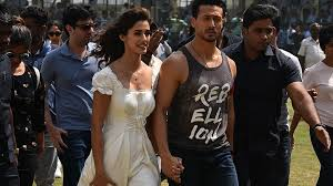 Image result for tiger shroff disha patani