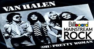 Billboard Mainstream Rock Chart Van Halens 20 Year Reign On Billboard Chart Challenged