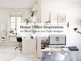 home office inspiration. Home Office Inspiration And Ideas For Small Spaces Tight Budgets. Design A Workspace That