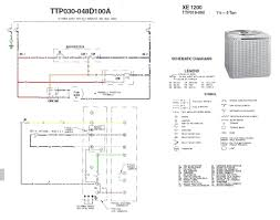 wiring diagram trane air conditioner wiring schematic outside ac trane wiring diagrams at Trane Ycd 060 Wiring Diagram