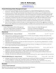 Marketing Manager Resume Sample Eliolera Com