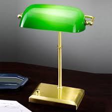 excellent design bankers lamp banker bank table home shade john john lewis banker lamp