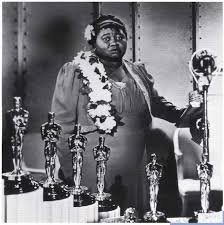「The first African-American to receive an Oscar was Hattie McDaniel」の画像検索結果