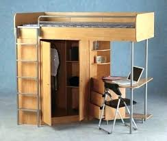 bed and desk combo furniture. desk loft bed with and storage stairs underneath for adults combo furniture