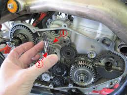 ktm wont start e starter problem torque limiter fix you will see three holes in the front of the limiter area 2 in the picture above you can build a spanner wrench that fits these holes or use the channel