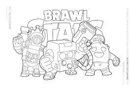 You will find both an overall tier list of brawlers, and tier lists the ranking in this list is. Brawler Brawl Stars Coloring Page Color For Fun 캐릭터 그리기 색칠 활동 색칠공부 책