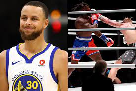 Kensei abbot)ro ransom, kensei abbot • momentum. Steph Curry Others React To Nate Robinson Jake Paul Knockout