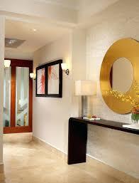 mirror furniture repair. Modern Gold Mirror Furniture Repair Hall With Beige Ceiling Porcelain Look Vinyl Tile Flooring