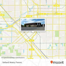 Selland Arena Fresno Ca Seating Chart How To Get To Selland Arena In Fresno By Bus Moovit
