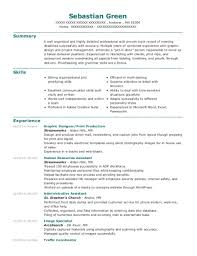 production artist resume best production artist resumes resumehelp