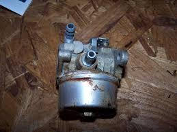 picture of the carburetor