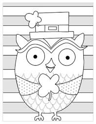 Print out a bunch and share with friends and family. St Patrick S Day Coloring Pages Hallmark Ideas Inspiration