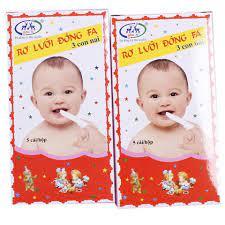 Rơ lưỡi Đông Fa Gạc rốn Đông Fa... - Shop Mẹ & Bé - Chuyên Sỉ - Lẻ đồ sơ  sinh, đồ dùng cho mẹ và bé.