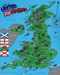 Image result for uk map kids