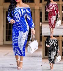 African Dresses 2018 Designs 2018 New Fashion Design Traditional African Clothing Print