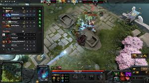 dimension my dota 2 game replay
