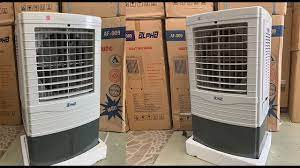 XẢ KHO Quạt hơi nước 40 Lít ALPHA AF-009 Giá 2,350,000₫ - YouTube