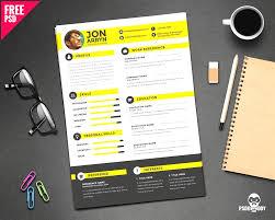 Designer Resume Templates Unique Creative Resume Templates Photoshop Sumptuous Design 72