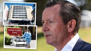 Compassionate reasons are also possible including for returning wa residents. Coronavirus Crisis Mark Mcgowan Puts Wa Into Five Day Lockdown After Hotel Covid Outbreak Perthnow