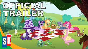 my little pony friendship is magic friends and family official trailer
